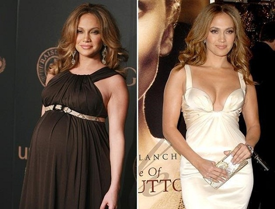 Ca sĩ, diễn viên Jennifer Lopez lấy lại vóc dáng thon gọn sau sinh nhờ chế độ ăn kiêng Dukan