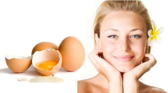 Cách làm trắng da đơn giản và nhanh nhất bằng trứng gà
